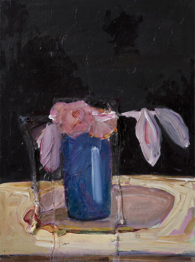 Katherine Boucher Beug, 'In a Blue Vase', 2018