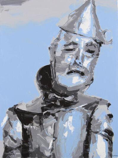 Philippe Le Miere, 'classic wizard of oz sad tin man', 2019
