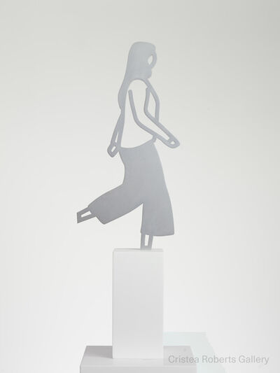 Julian Opie, 'Running People: Sonia', 2020