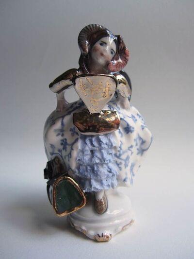 Ursula Burke, 'Portrait of an Artist – After Artemisia Gentileschi ', 2011