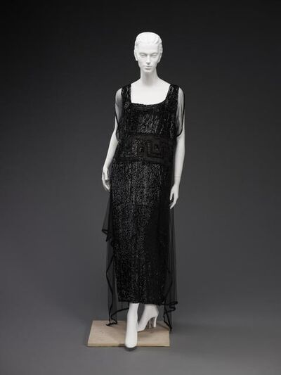 The House of Adair, 'Evening Dress', about 1920