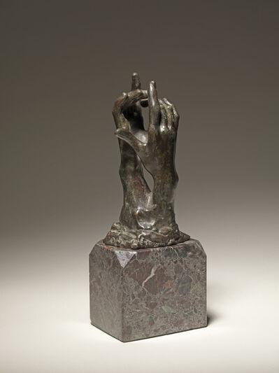 Auguste Rodin, 'Étude pour le Secret (Study for the Secret)', 1910