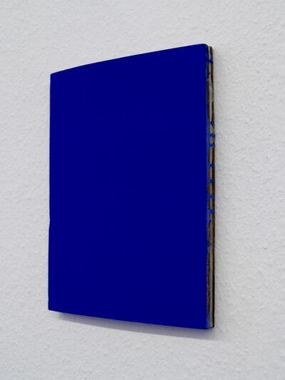 Marc Angeli, 'blue space', 2013