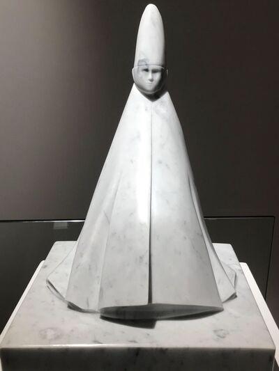Giacomo Manzù, 'Cardinale seduto (Seated cardinal)', 1978/84