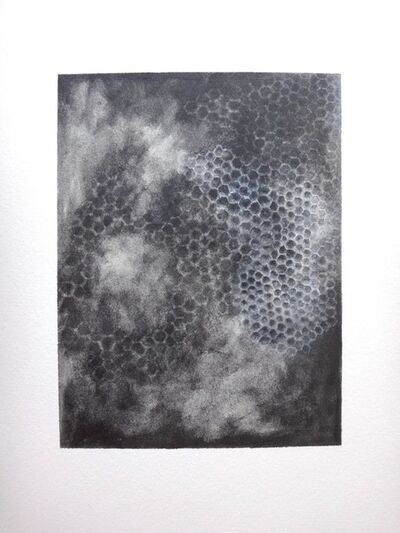 Mielle Harvey, 'Graphite Hive I'