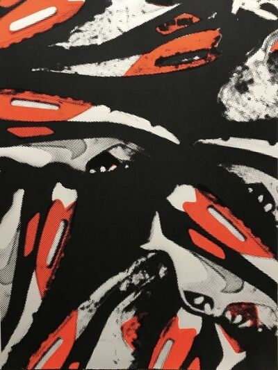 Ryan Callanan (RYCA), 'MAX90 Red', ca. 2020