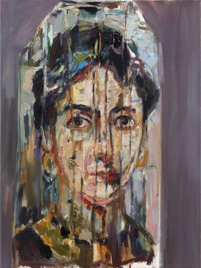 Franziska Klotz, 'M.NR.6', 2017