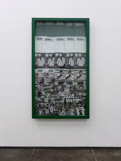 Francesc Ruiz, 'La Settimana Enigmistica III', 2016