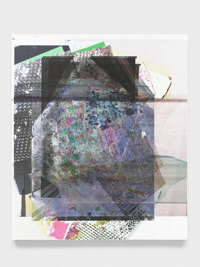 Tamar Halpern, 'Toilet Paper Nostrils', 2016
