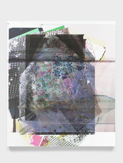 Tamar Halpern, 'Toilet Paper Nostrils', 2015