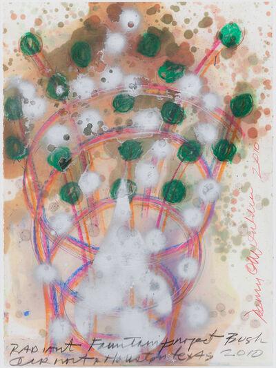 Dennis Oppenheim, 'Radiant Fountains', 2010
