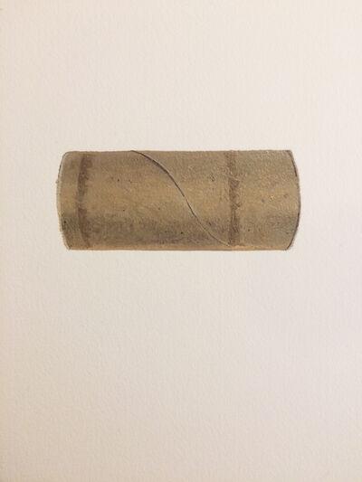 Brad Nelson, 'Empty Toilet Paper Roll', 2019