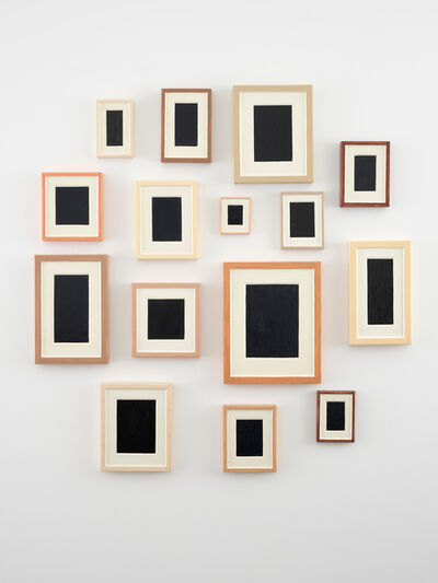 Allan McCollum, 'Fifteen Plaster Surrogates', 1983/1985