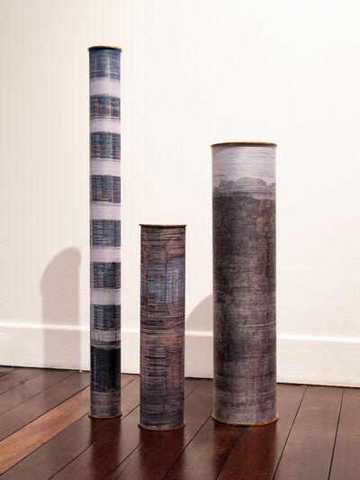 Leyla Cárdenas, 'Tres tipologías', 2019