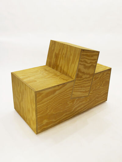 RO/LU, 'Box Chair Square', 2010