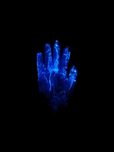 Alivia Magaña, 'Gloves I', 2018