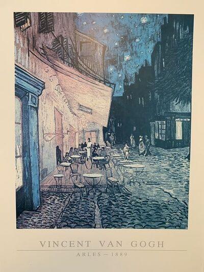Vincent van Gogh, 'VINCENT VAN GOGH- ARLES- 1889 POSTER TUSHITA FINE ARTS GMBH BERLIN GERMANY ', 2015