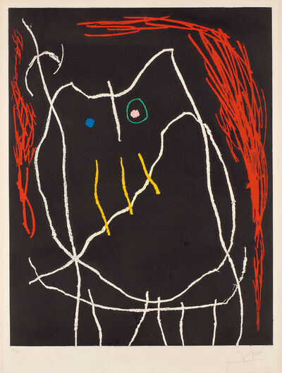 Joan Miró, 'Grand Duc II (Grand Duke II)', 1965