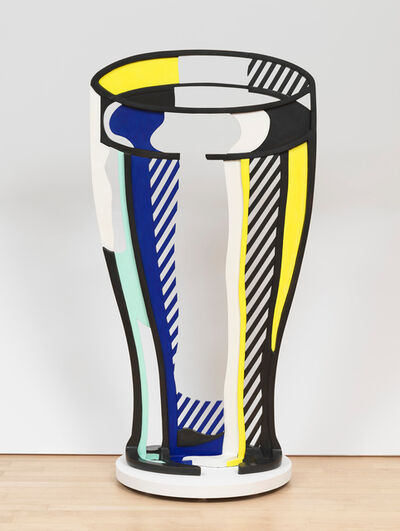 Roy Lichtenstein, 'Glass V', 1977-78