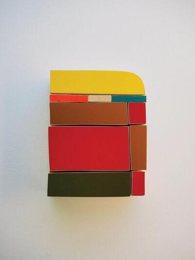 Andrew Zimmerman, 'Yellow Top', 2018