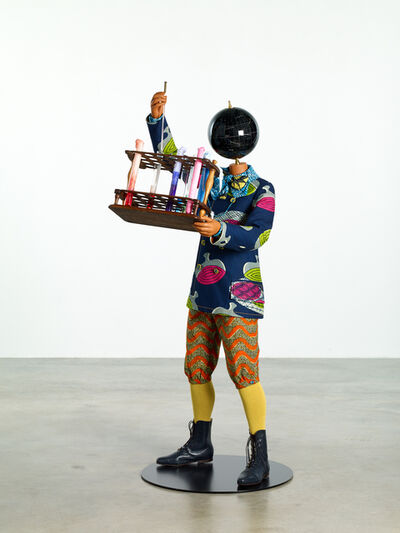 Yinka Shonibare CBE, 'Planets in My Head, Young Chemist', 2019