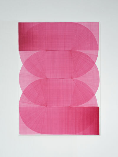 Thomas Trum, 'Two Pink Lines', 2020