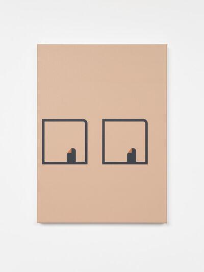 Carlos Caballero, 'Concrete glance', 2021