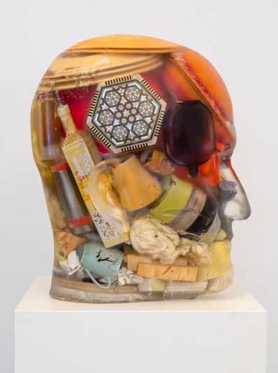 Richard Dupont, 'Collection Head 13', 2020