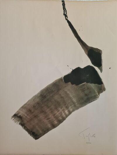 Pierre Tal-Coat, 'No title', 1973