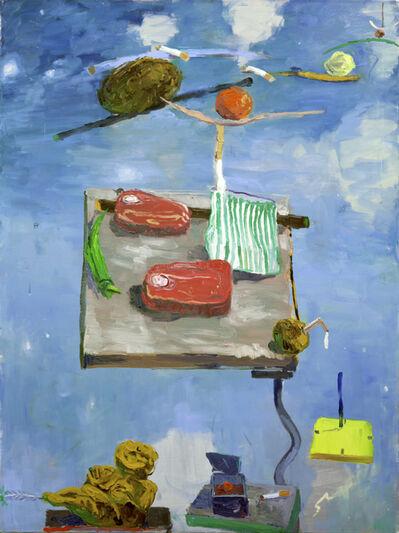 Fritz Bornstück, 'entropical balance 2', 2015