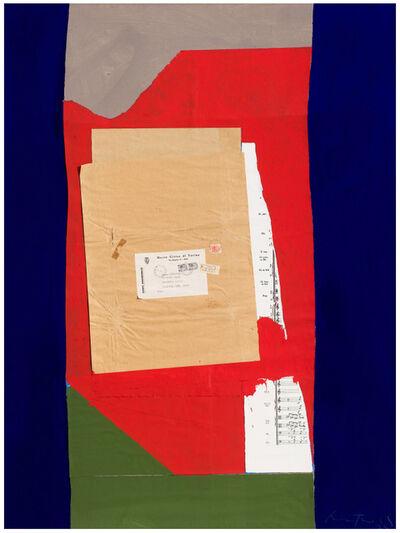 Robert Motherwell, 'Torino', 1975