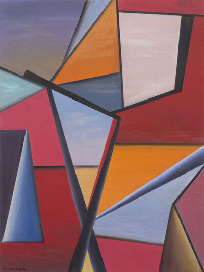 William Conger, 'Hyde Park II', 2014