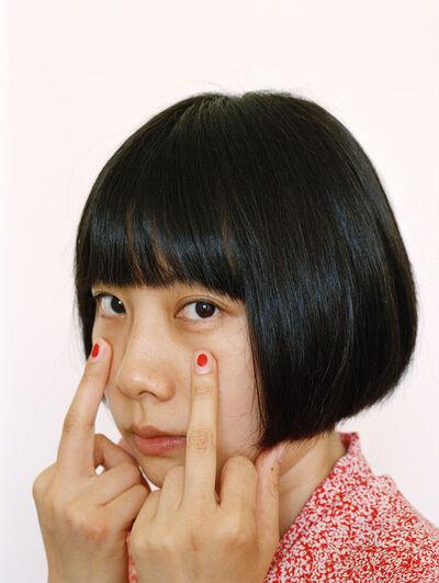 Pixy Yijun Liao, 'Red Nails', 2014