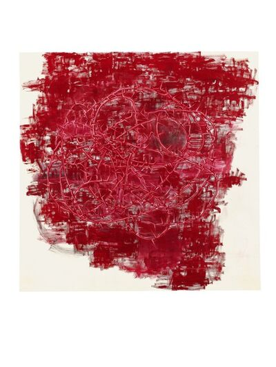 Guillermo Kuitca, 'St. John's Head', 1993