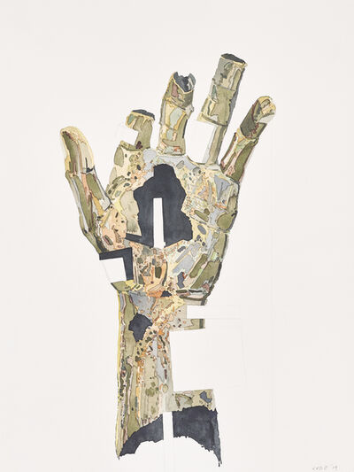 Clive van den Berg, 'The Hand of Constantine', 2019