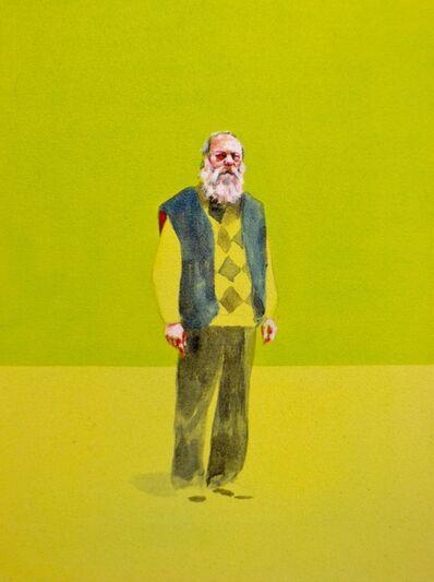 Bartholomew Beal, 'Charlie's Call (Study)', 2015