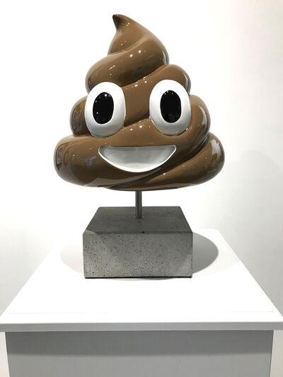 Matthew Lapenta, 'Poop Face', 2018