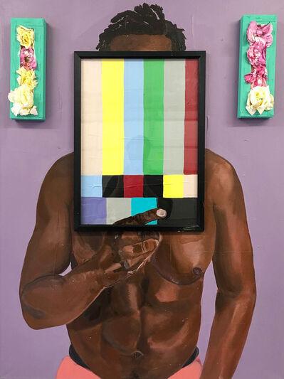barry johnson, 'Tilt', 2019