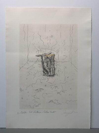 James Rosenquist, 'Golden Cut Rectangle Calyx Krater', 1977