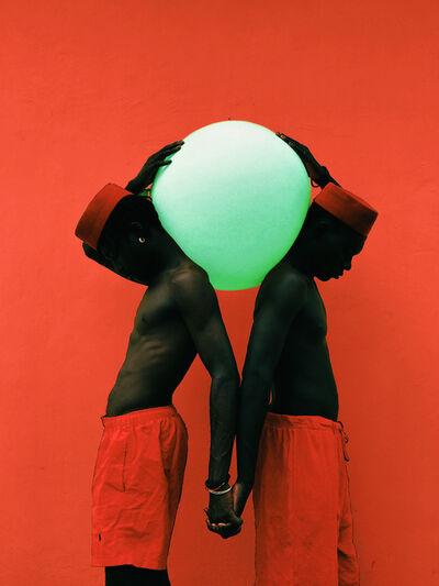 Derrick Ofosu Boateng, 'Untitled', 2021
