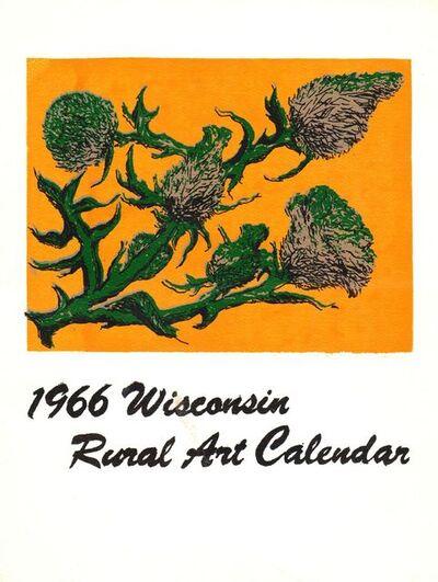 Phyllis Baumgartner, 'Cirsium Lanceolatum', 1966