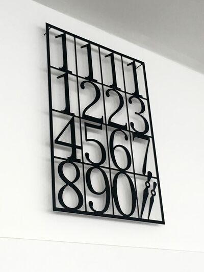 Markus Hofer, 'Elements of Time', 2018