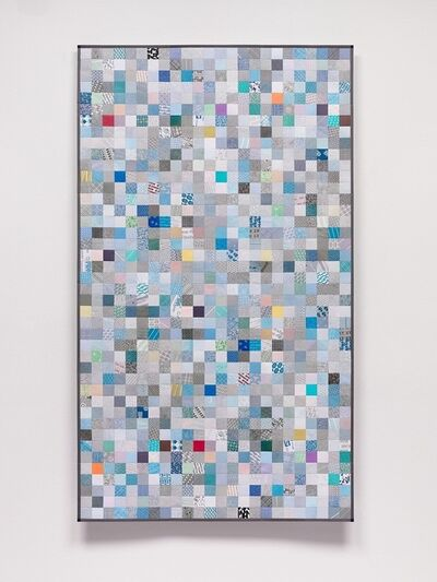Stephen Sollins, 'Untitled (Double Archive with Rotation)', 2013