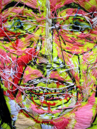Gilda Mautone, 'Every thread 1 year ', 2021