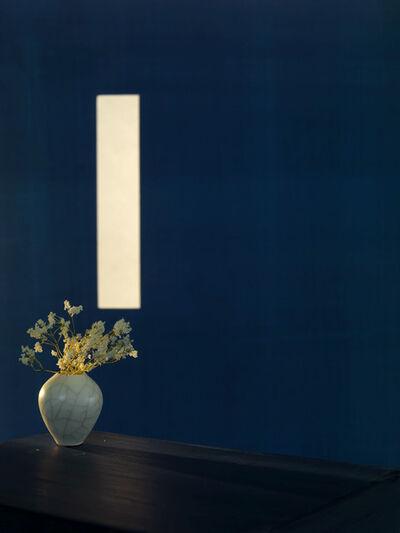 Clark & Pougnaud, 'White Flowers', 2014