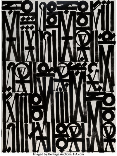 RETNA, 'Untitled'