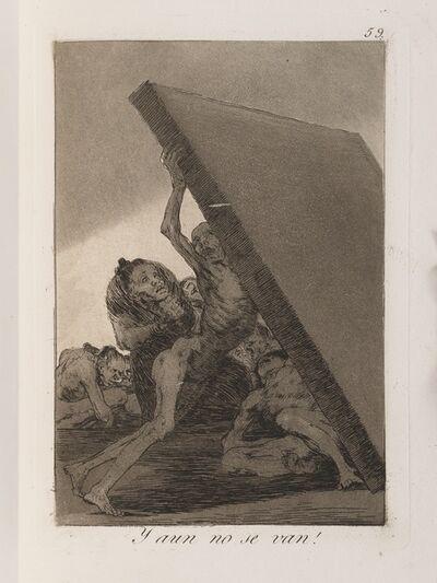 Francisco de Goya, 'Los Caprichos', 1799