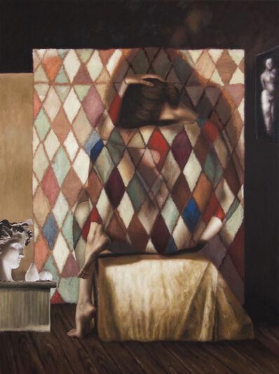 Alison Blickle, 'Night Studio', 2016