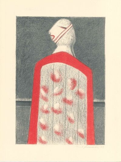 Alfonso Avanessian, 'Figure', 1989