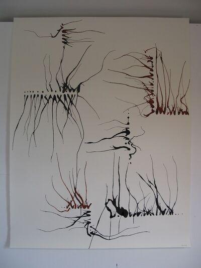 Denise Mc Cabe, 'Minimal Breath Drawing 1', 2019
